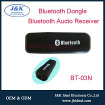 Bluetooth usb audio dongle receiver adapter for car stereo