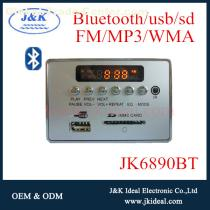 USB SD FM bluetooth aux mp3 circuit board