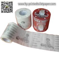 printed toilet paper manufacturer