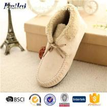 Suede Fabric Casual Shoes