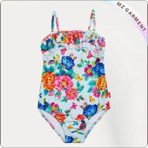Kids Tube Tank Swimsuit