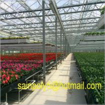 The Sainpoly Agricultural/Commercial Hydroponics Greenhouse