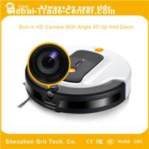 Home Security Robot Cleaner With HD Camera