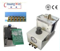 High Accuracy Professional Printed Circuit Board PCB Pneumatic Nibbler With Pneumatic Control,CWV-LT