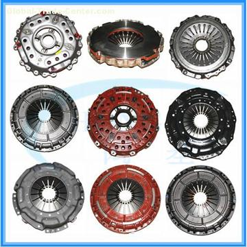 clutch cover, clutch assy, clutch pressure plate for Yutong bus