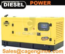Powered by Cummins Diesel Standby Generator