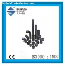 carbon steel chimney