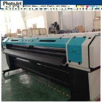 3200mm Eco solvent Wide format printer machine for paper printing