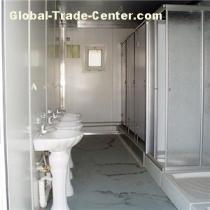 Prefabricated Container Bathrooms