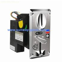 Good Quality TW-131 Electronic Coin Acceptor CPU Comparison Multi Coin Selector Mechanism Arcade Games Machines Coin mech