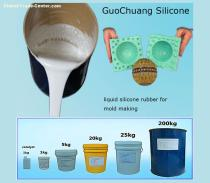 Supply rtv liquid silicone rubber making molds for art Foundry