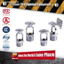Fire Control Equipment Water Power Fire fighting Sprinkler