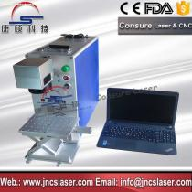 Portable Fiber Laser Marking Machine for stainless steel engraving