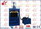 High Efficiency Clothing Baler Vertical Baling Machine 45 Seconds Cycle Time
