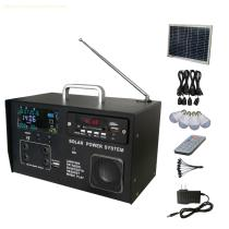 10w solar home power systems
