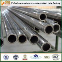 436 stainless steel pipe welded tube with Matte surface