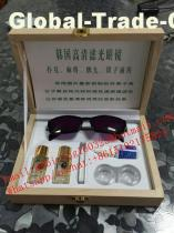 2016 Best quality uv contact lenses for poker cheating device/invisible ink/spy playing marked cards/casino cheat/poker cheat/game cheat