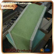 Decorative Fireproof Glass Fiber Mesh Mgo Board Interior and Exterior Partition Wall Panel Magnesium Oxide Board