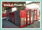 Industrial Construction Site Material Elevator Lifts VFC Control With 45kw Inverter