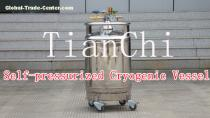 TianChi YDZ-75 self-pressured cryogenic vessel Supplier in BH
