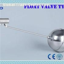 Copper Brass Stainless Steel Plastic Float Ball Valve For Water Storage Tank Sump PN6 1/2 Inch