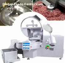 Meat Bowl Cutter Machine