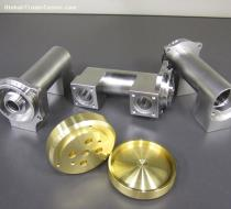 Precision Aviation Turning-Machining Part