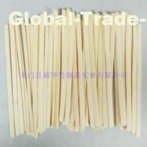 Disposable coffee stirrer sticks with paper full wrapped and printing