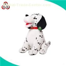 Stuffed Dalmatians Plush Dog Toy Soft Cute Dalmatian Dogs Toy With Spot On Body On Sale
