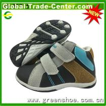 children leather new style shoes