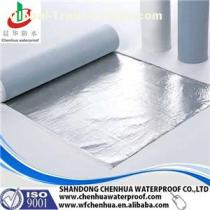Peel And Stick Adhesive Without Torch Applied Self Adhesive Asphalt Waterproof Membrane