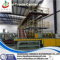 Complete Set Assembly Production Line Equipment For SBS Modified Bitumen Waterproof Membrane