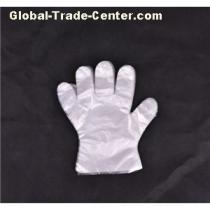 Plastic Disposable PE Gloves Polyethylene Gloves HDPE LDPE for Food Grade Poly Glove Medical Gloves Hospital Gloves