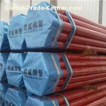 Plastic Coating Steel Pipe for Water System, Fire Fighting System, Liquid Transportation, EMT Pipe