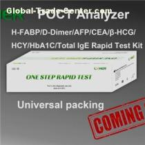 POCT Test Kits Diagnostic Kit Rapid Test H-FABP D-Dimer AFP CEA Β-HCG HCY HbA1C Total IgE Quality with CE Mark