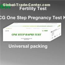 HCG One Step Pregnancy Test Strip Device Home Test Diagnostic Kit Accurate