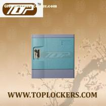 Six Tier Plastic Office Locker, Mortise & Tenon Joint, Rust Proof