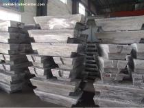 Pure Lead Ingots Price 99.99% Purity Hot Sale!