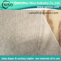 High  sales  perforated  non  woven  fabric  for  baby  diaper