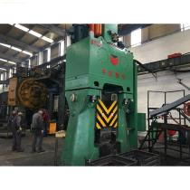 C88K-63kJ Numerical Control Hydarulic Die Forging Hammer for Auto Parts Forging in Turkey  2.5tons