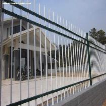High quality villa security fence zinc steel fence