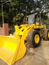Used Machineries Wheel Komatsu Loader