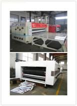 High quality printer slotter die cutter machine in China with best price