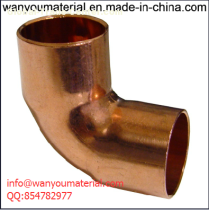 Pipe Fitting, Elbow with Copper