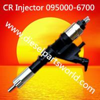 Common Rail Injector 095000-6791