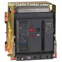 Low Voltage Power Supply Side Intelligent Air Circuit Breakers For Construction