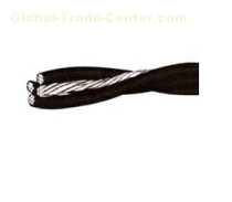 Low Voltage Twisted ABC Cable with Aluminum Conductor
