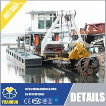 River Dredging Equipment of Hydraulic Dredger Ship