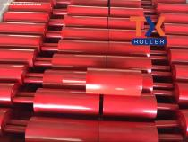 Guide steel belt conveyor  Roller