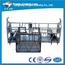 zlp630 suspended working platform, lifting cradle ,construction gondola equipment,building cleaning